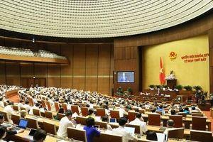 Hôm nay bế mạc kỳ họp thứ 7 Quốc hội khóa XIV