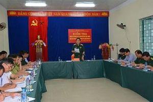 Tăng cường phối hợp giữa dân quân tự vệ với các lực lượng trong bảo vệ an ninh chính trị