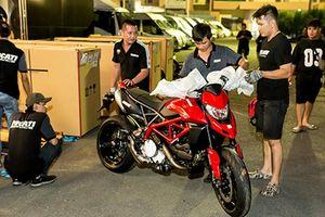 'Đập thùng' Ducati Hypermotard 460 triệu tại VN