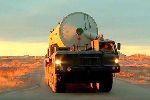 Báo Đức gọi tổ hợp chống tên lửa mới PRS-1M của Nga là 'lá chắn của Putin'