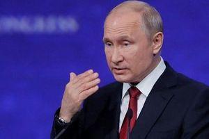 Tổng thống Putin bất ngờ tuyên bố muốn khôi phục quan hệ với Ukraine