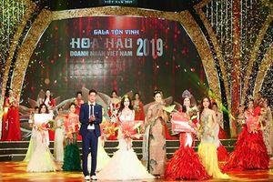 'Bản chất thật' của Hoa hậu Doanh nhân Việt Nam 2019
