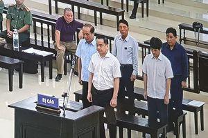 Đề nghị bác kháng cáo giảm án của hai cựu thứ trưởng công an