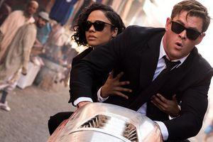 Thay Will Smith, Chris Hemsworth bỏ áo choàng sang khoác vest đen trong 'Men in Black'