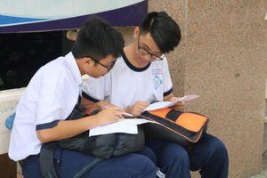 Công bố điểm thi lớp 10 Trường Trung học Thực hành ĐH Sư phạm TP.HCM