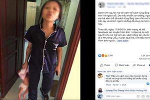 Lập hồ sơ, xử lý người mẹ trẻ bạo hành con nhỏ chưa đầy 1 tháng tuổi