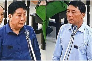 Bác kháng cáo xin hưởng đặc ân án treo của 2 cựu Thứ trưởng Công an