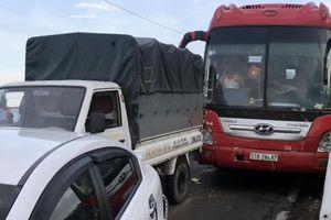 Liên tiếp xảy ra tai nạn trên QL1 đoạn qua Nha Trang