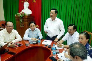 Phó chủ tịch Sóc Trăng xin lỗi vụ 'đại gia Trịnh Sướng mời cán bộ đi Nhật'