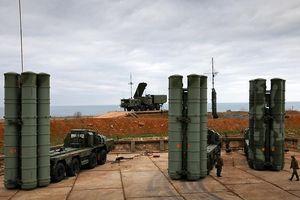 Mỹ chính thức không thể 'đỡ nổi' đòn S-400 lợi hại của Nga