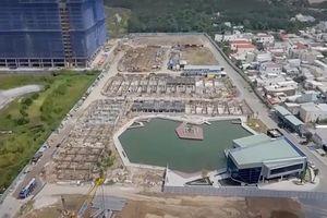 Vì sao dự án Green Star Sky Garden của Hưng Lộc Phát bị đình chỉ thi công?