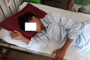 Nghi án nam sinh lớp 8 cùng chị gái bị đánh nhập viện vì mâu thuẫn đất đai