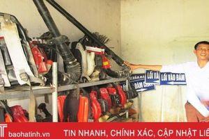 Hà Tĩnh thành lập 254 tổ, đội giữ rừng thu hút 5.907 người tham gia
