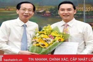 Thạc sỹ 35 tuổi quê Hà Tĩnh làm Phó Chánh Văn phòng UBND TP Hồ Chí Minh