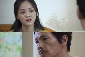 Huệ van xin ông Sơn đừng bán nhà đưa tiền cho Khải trong tập 44 'Về Nhà Đi Con'
