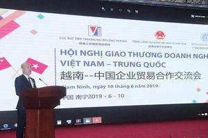 Giao thương kết nối xuất khẩu nông sản Việt Nam sang Trung Quốc