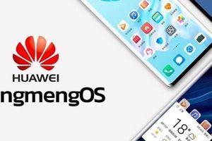 Huawei xuất xưởng smartphone dùng hệ điều hành riêng