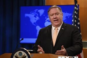 Mỹ khẳng định sẵn sàng đối thoại với Ấn Độ sau căng thẳng thương mại