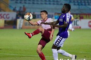 Hạ Sài Gòn FC, Hà Nội phả 'hơi nóng' vào ngôi đầu của TP.HCM
