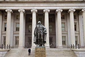 Tháng 5, thâm hụt ngân sách của Mỹ tăng hơn 40%