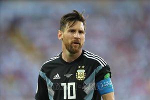 Copa America 2019: Messi không đánh giá cao cơ hội vô địch của Argentina