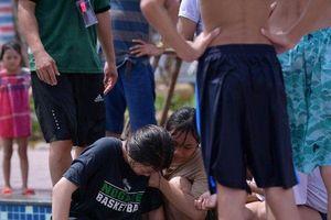 Vụ bé trai đuối nước ở công viên nước lớn nhất Thủ đô: Chủ đầu tư lên tiếng
