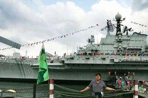 Vì sao đang là thế lực hùng cứ đại dương, Nga bán hết tàu sân bay cho Trung Quốc làm 'mô hình giải trí'?
