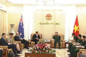 'Việt Nam là đối tác quan trọng của Australia trong khu vực'
