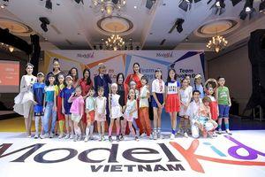 Con gái cựu danh thủ Hồng Sơn cùng 20 mẫu nhí sẽ lên sóng VTV