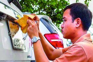 Đăng ký xe phải mở tài khoản có khả thi?