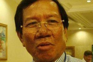 Truy tố cựu Chủ tịch Tập đoàn cao su Việt Nam Lê Quang Thung