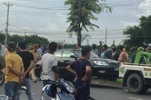 Nhóm người bị giang hồ bao vây trong ô tô là công an