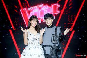 Cặp đôi ăn ý Gil Lê - Khả Ngân trở thành MC của Giọng hát Việt nhí 2019