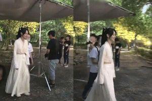 Lộ diện Trịnh Sảng phiên bản Nhiếp Tiểu Thiến trong 'Thiện nữ u hồn' với thân hình gầy đi không ít