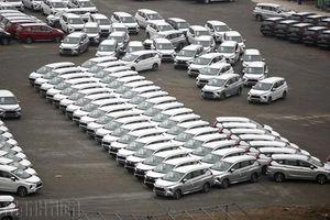 Nguồn cung dồi dào, đẩy doanh số ô tô nhập khẩu tăng cao