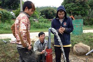 Khai mở nguồn nước trên đảo tiền tiêu: Cần chế độ khai thác hợp lý