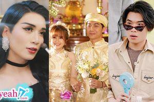Cris Phan vừa lấy vợ, BB Trần và Quang Trung đã vào 'bóc phốt': Lấy về làm bức bình phong che đậy sự thật chứ gì?