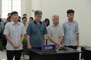 Tuyên phạt cựu Chủ tịch Vinashin 13 năm tù, cựu Tổng giám đốc 7 năm tù