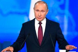 Ông Putin 'bật đèn xanh' cho Ukraine, cam kết khôi phục quan hệ