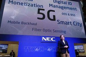 Đức tổ chức đấu thầu mạng di động 5G