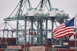 Giá dầu có thể giảm xuống 45 USD nếu xung đột thương mại Mỹ-Trung leo thang