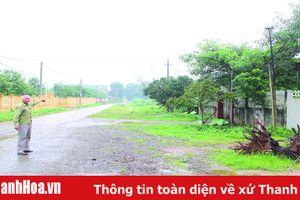 Xã Xuân Dương bán đất 'chui' – người dân gánh hậu quả