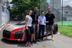 Siêu xe của doanh nhân Quốc Cường lột xác, sẵn sàng tham gia hành trình Car Passion 2019