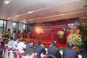 Chính thức khai mạc Vietnam AutoExpo 2019 tại Hà Nội