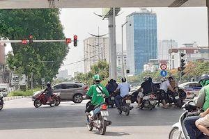 Vi phạm giao thông 'tăng nhiệt' theo nắng nóng