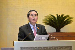 Quốc hội nghe Báo cáo giải trình, tiếp thu, chỉnh lý dự thảo Luật Đầu tư công (sửa đổi)