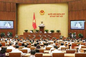 Thông cáo số 19 kỳ họp thứ 7, Quốc hội khóa xiv