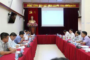 Bộ trưởng Nguyễn Văn Thể làm việc với lãnh đạo tỉnh Đồng Tháp, Tiền Giang