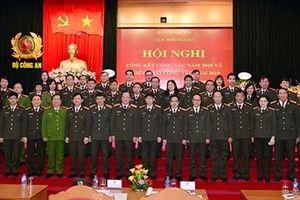 Lực lượng Đối ngoại Công an nhân dân 38 năm xây dựng và trưởng thành