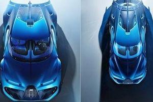 Bugatti hé lộ siêu phẩm mới soán ngôi xe đắt nhất thế giới
